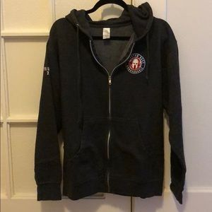Spartan Race Unbreakable competition zip up hoodie